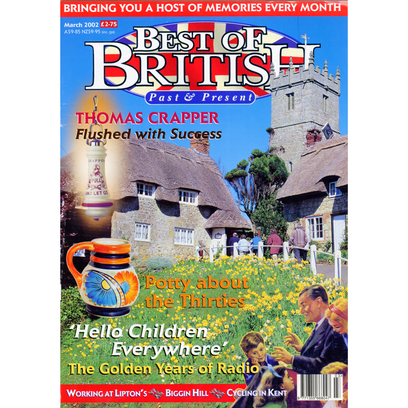 Issue 68 - MAR 2002