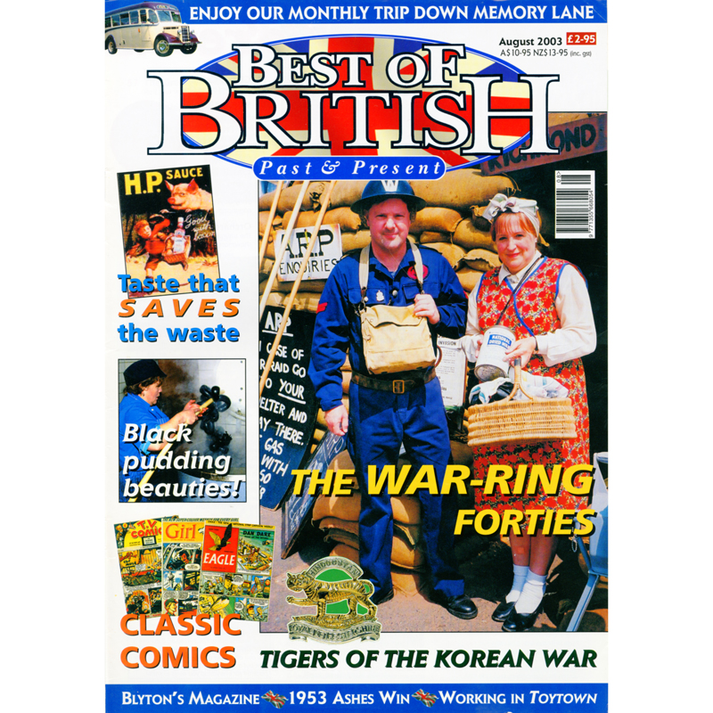 Issue 85 - AUG 2003