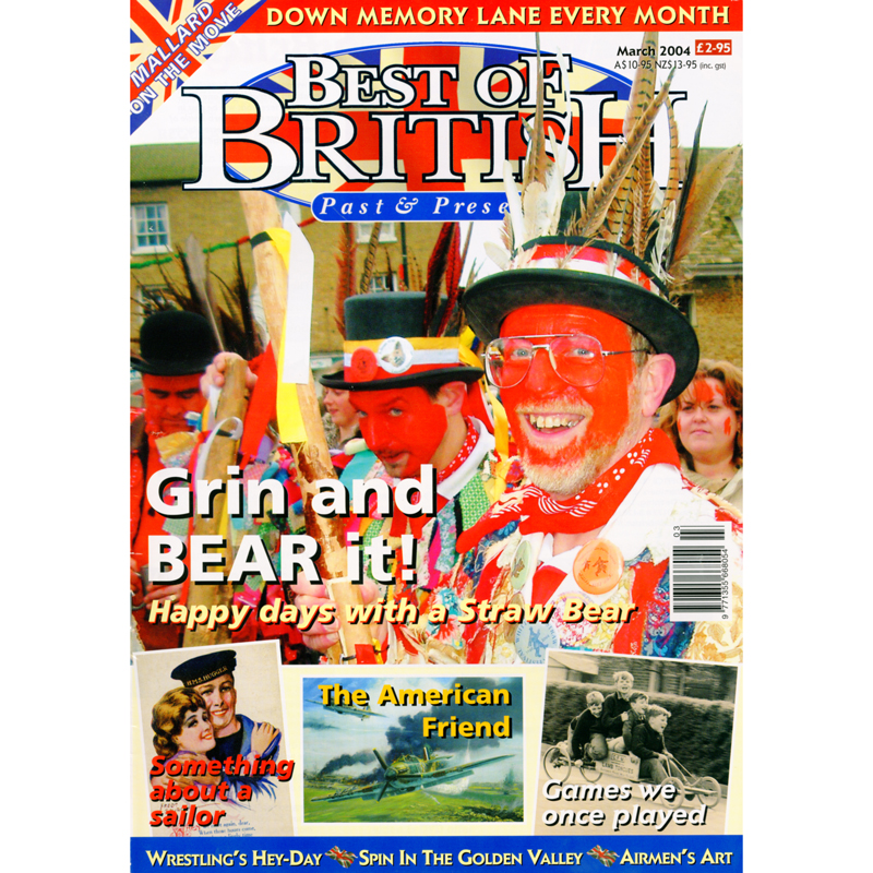Issue 92 - MAR 2004