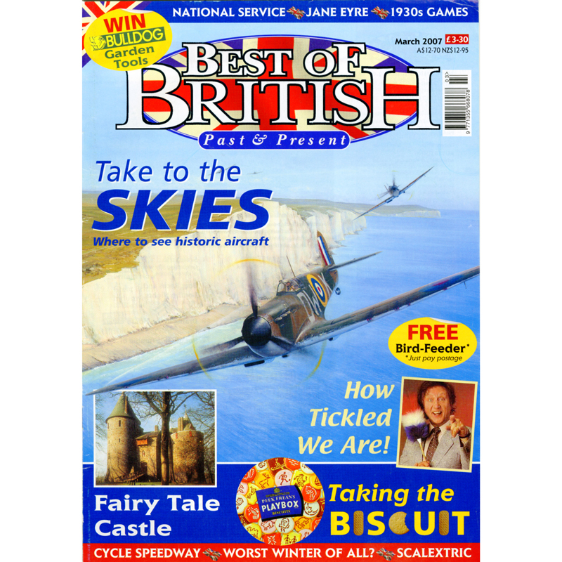 Issue 128 - MAR 2007