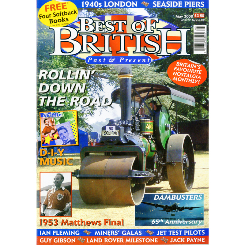 Issue 142 - MAY 2008