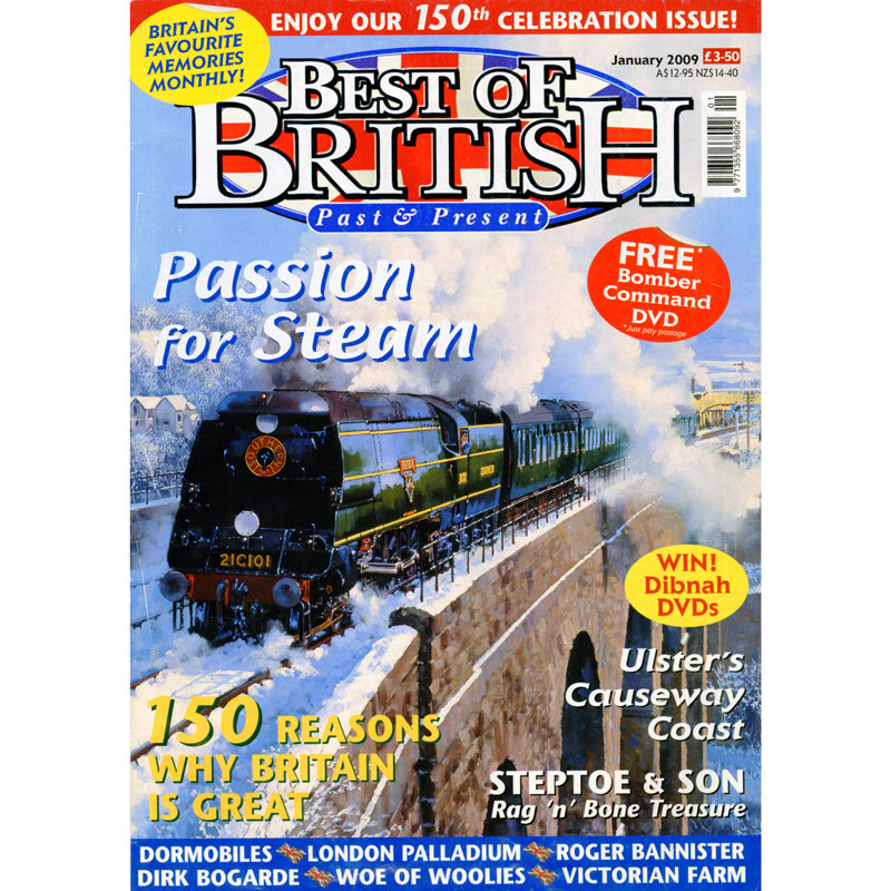 Issue 150 - JAN 2009