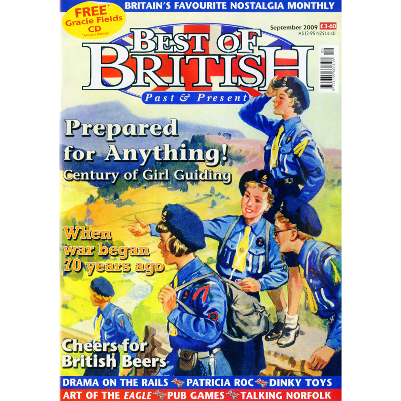 Issue 158 - SEPT 2009