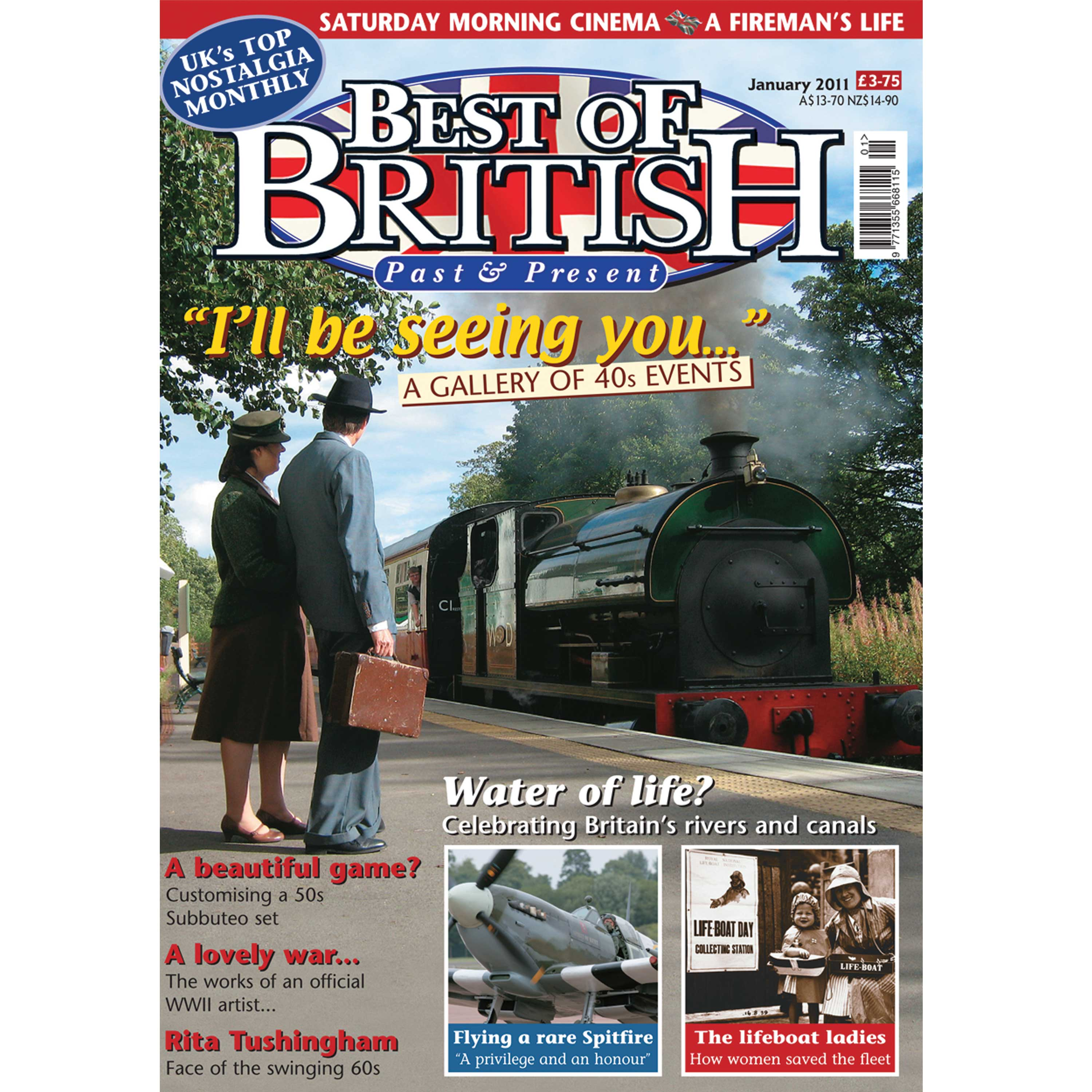 Issue 174 - JAN 2011