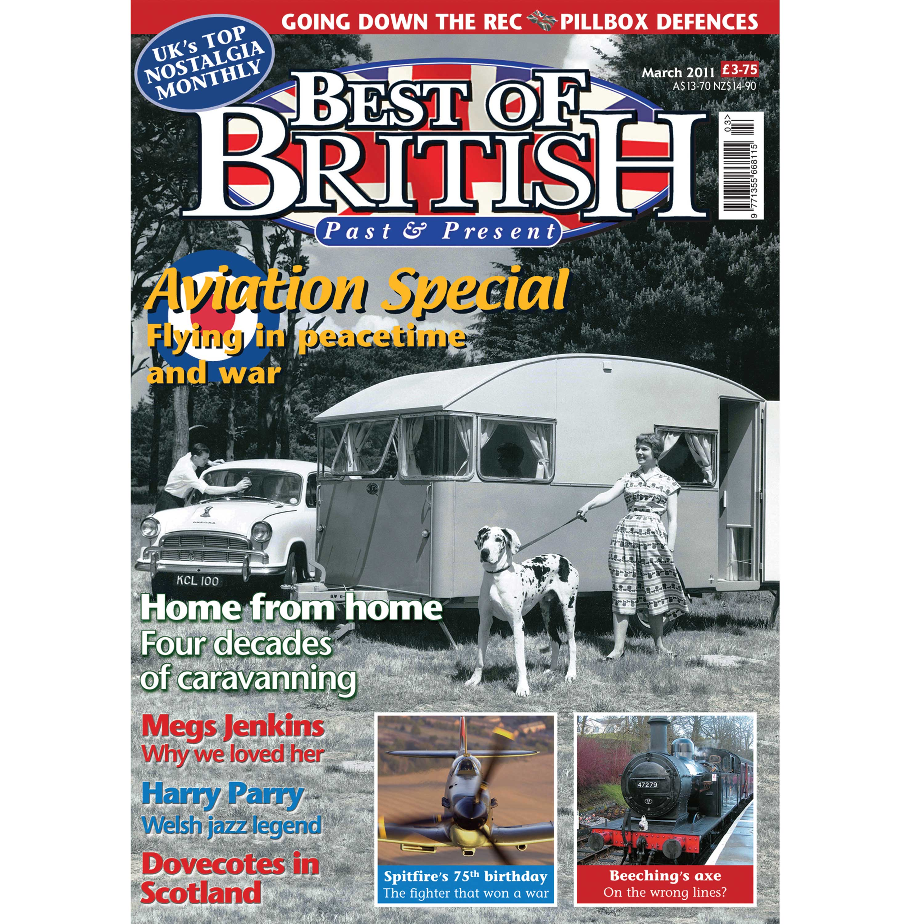 Issue 176 - MAR 2011