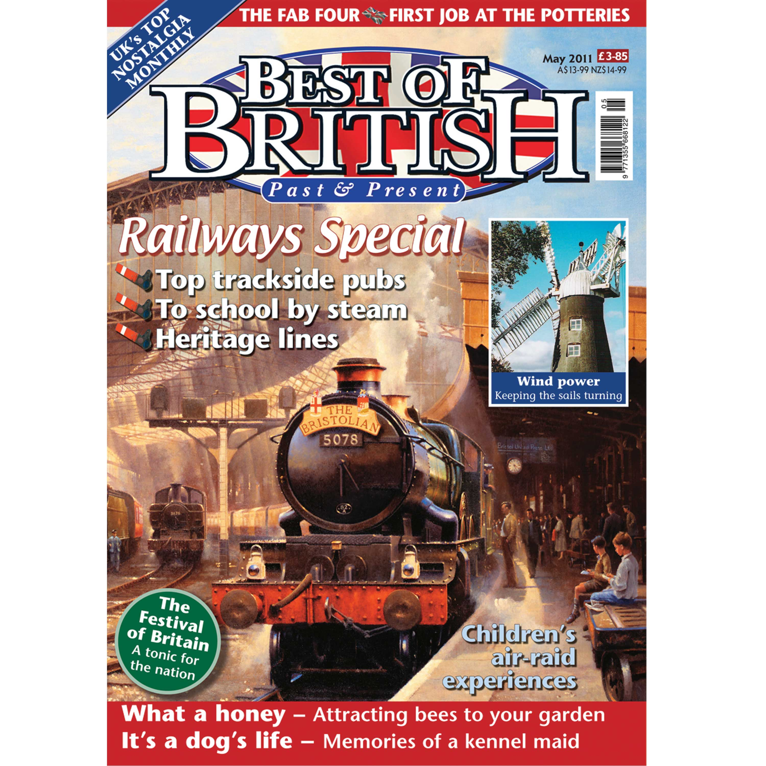 Issue 178 - MAY 2011