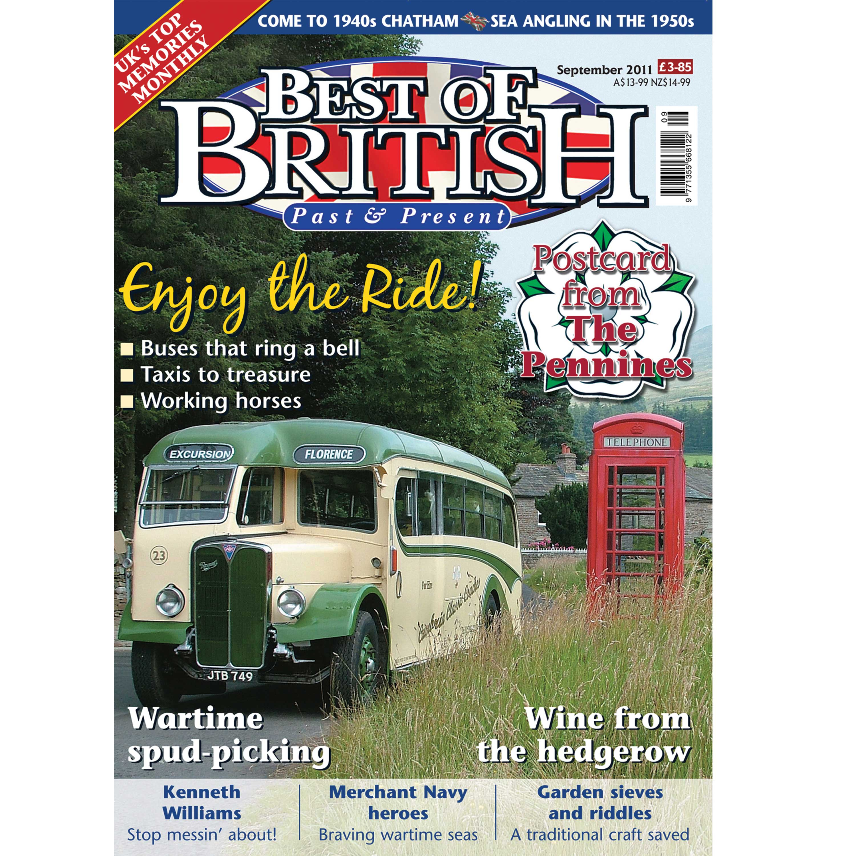 Issue 182 - SEPT 2011