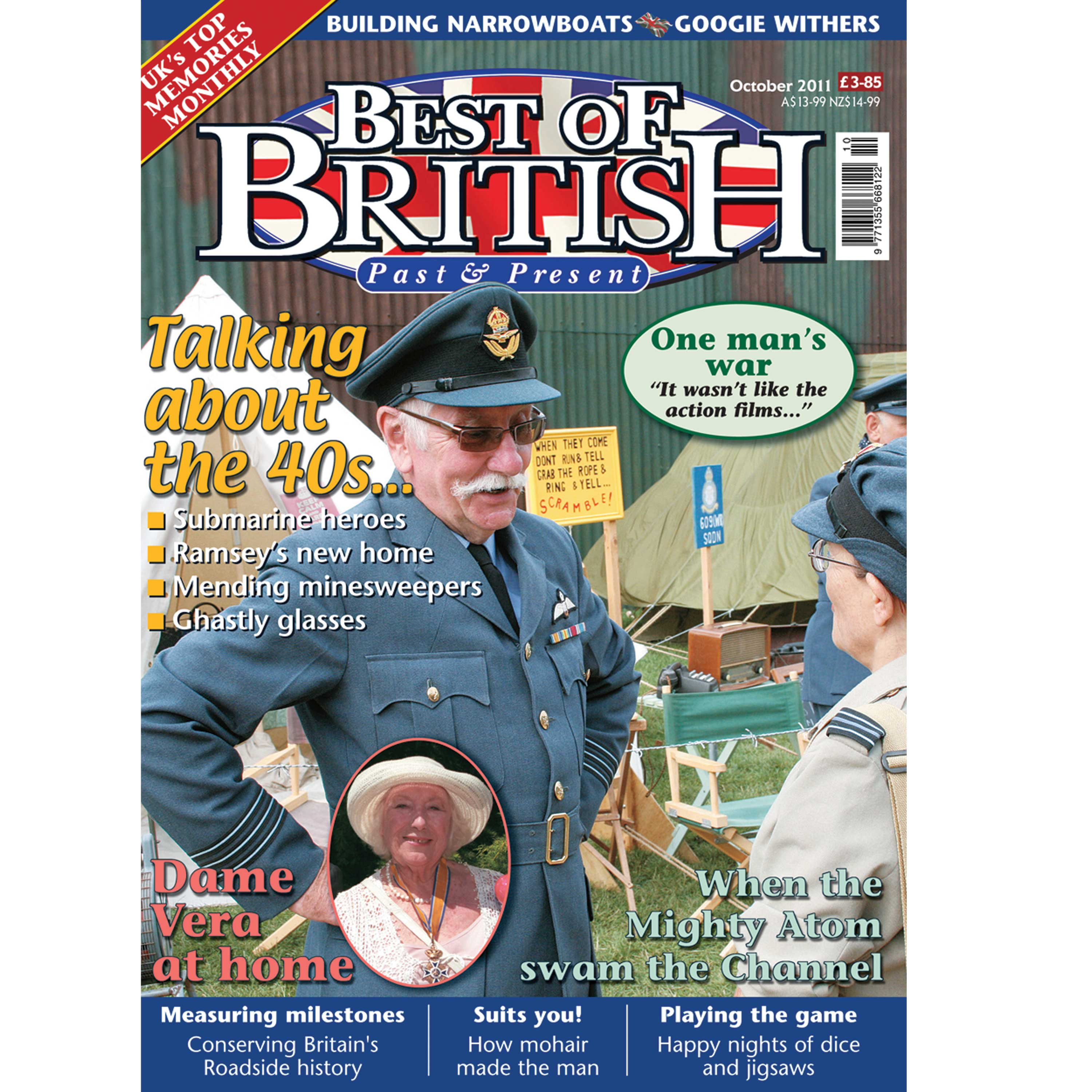 Issue 183 - OCT 2011