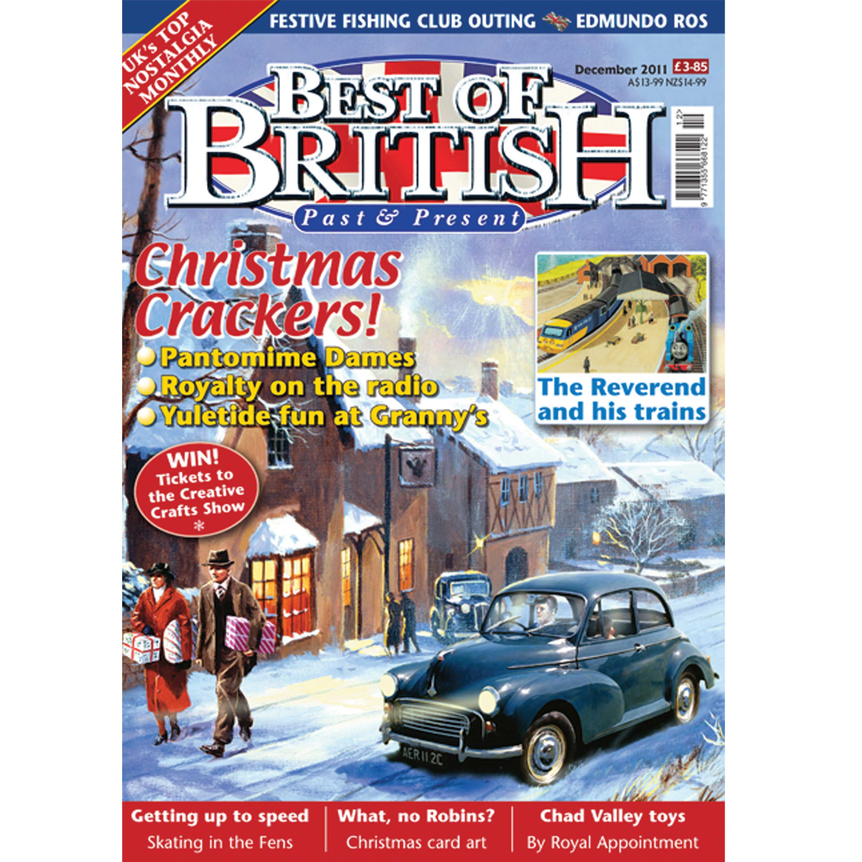 Issue 185 - DEC 2011