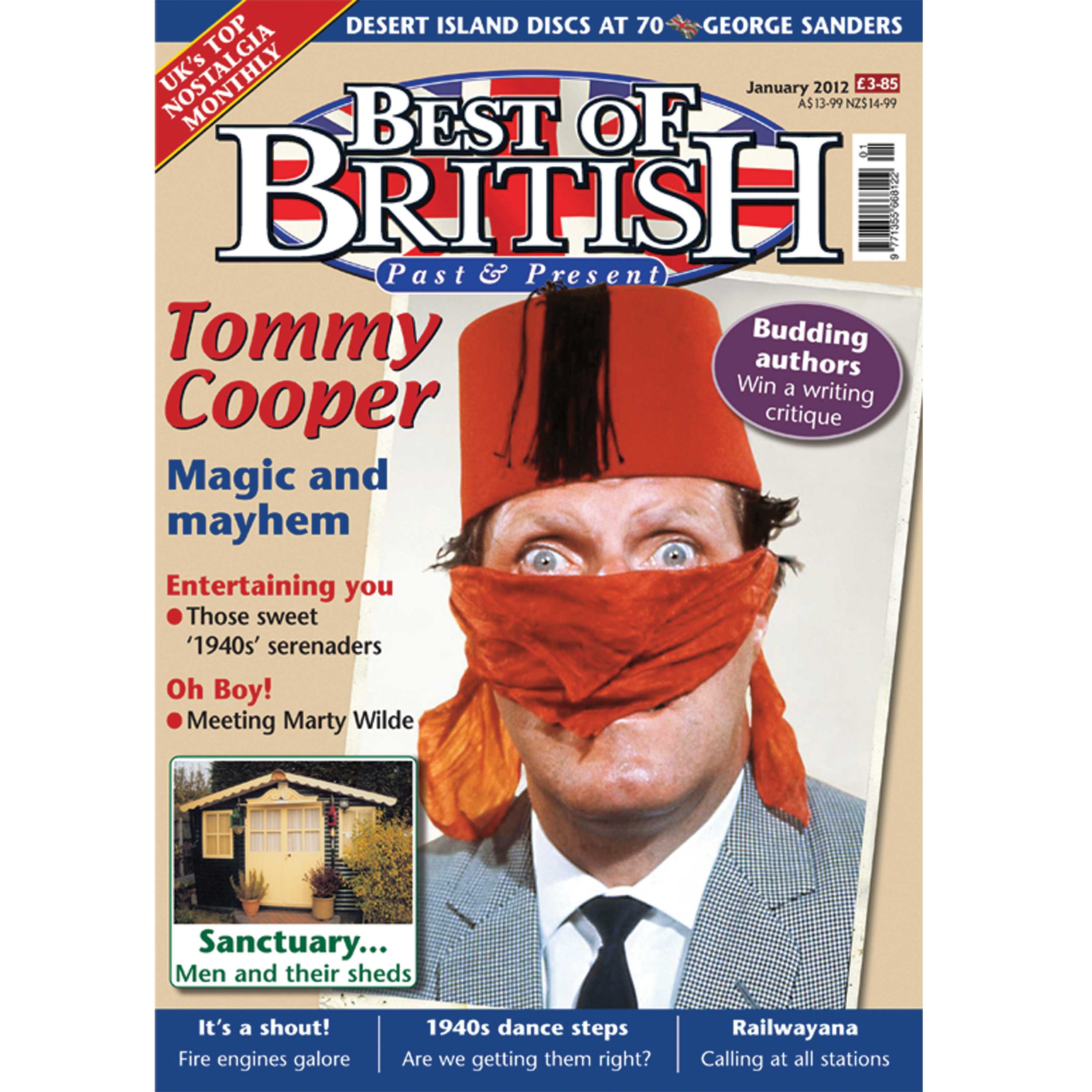 Issue 186 - JAN 2012