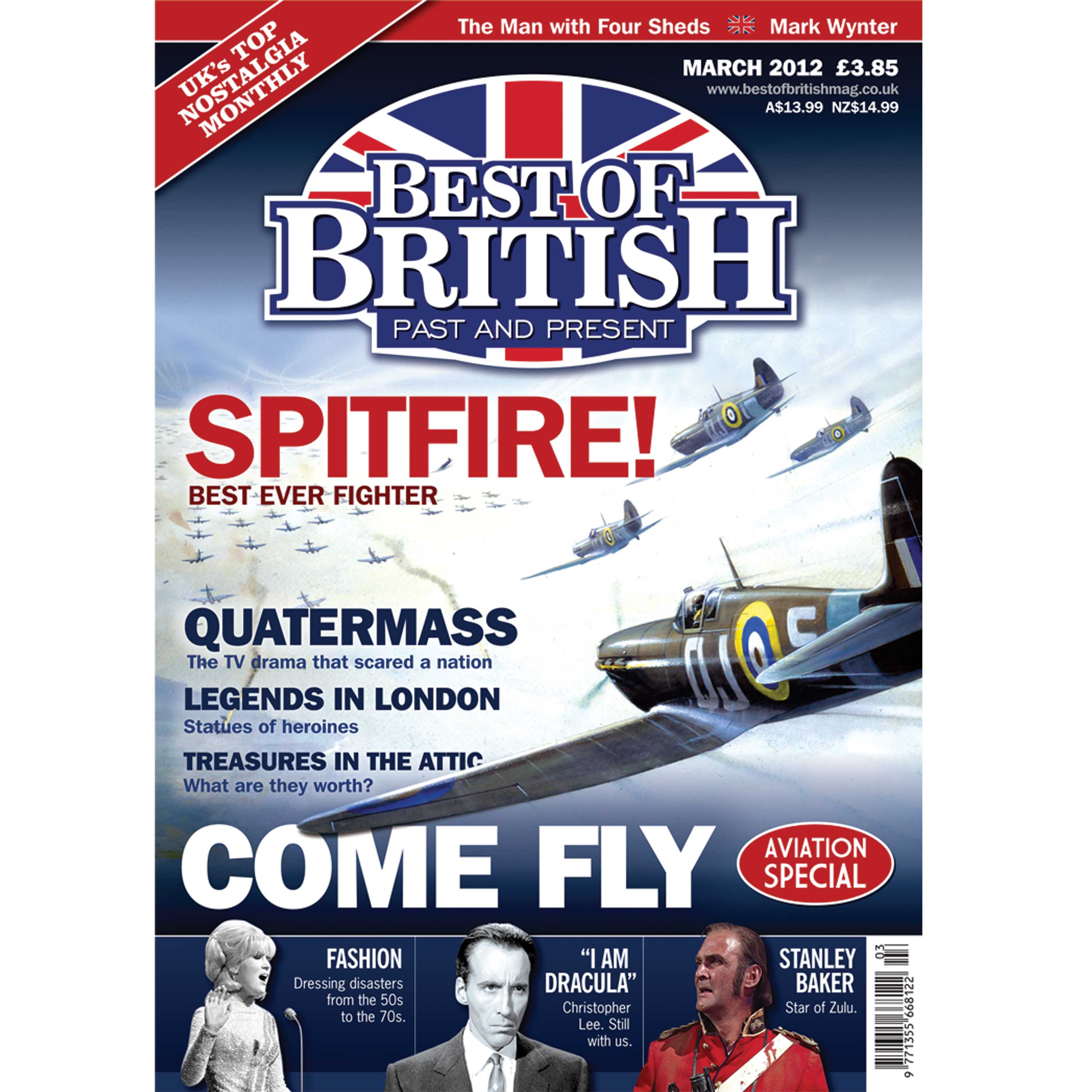 Issue 188 - MAR 2012
