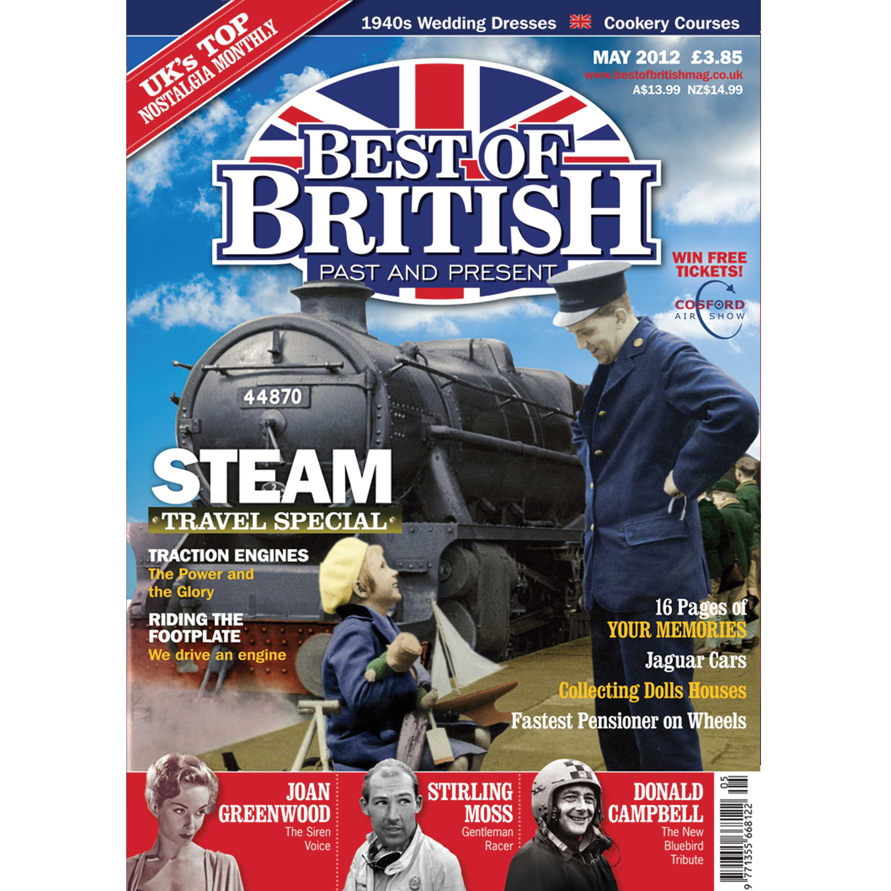 Issue 190 - MAY 2012