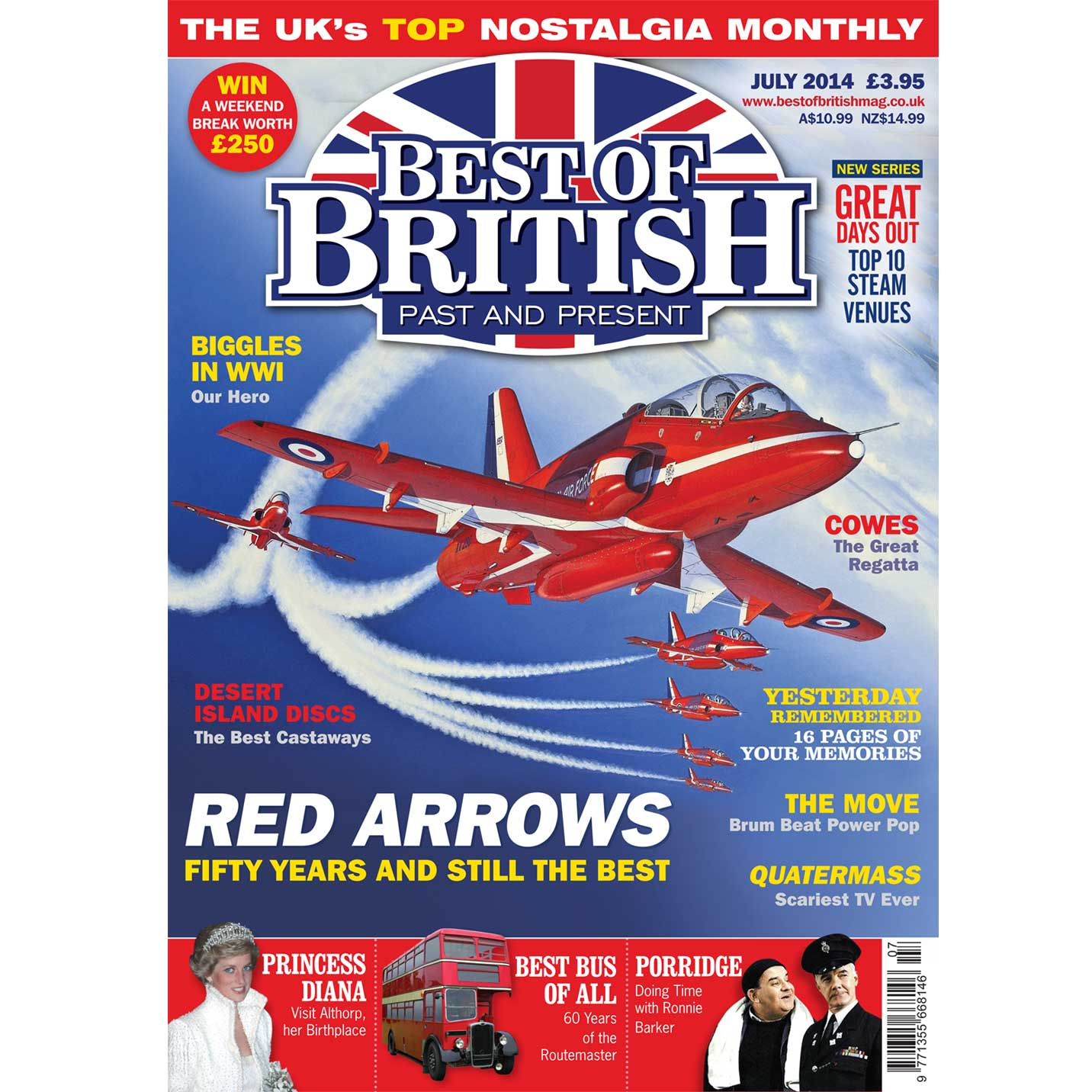 Issue 216 - JUL  2014