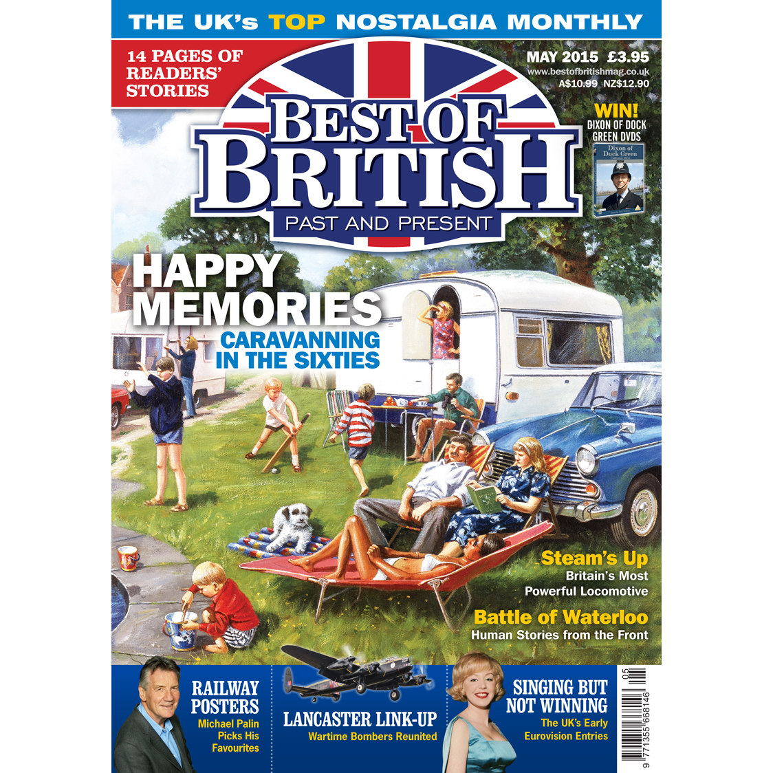 Issue 226 - MAY  2015