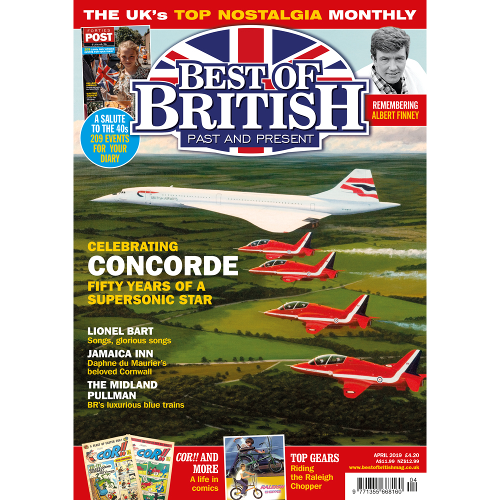 Best of British Shop - ViewIssues Issue