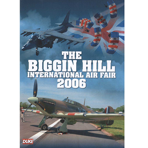 Biggin Hill International Air Fair DVD