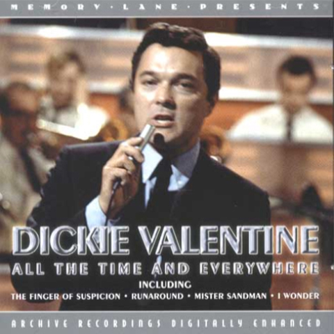 Dickie Valentine - All the time