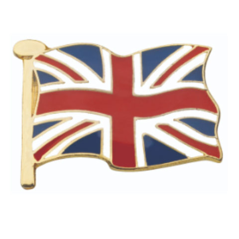 Union Flag Pin Badge