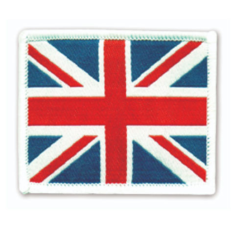 Union Flag Patch