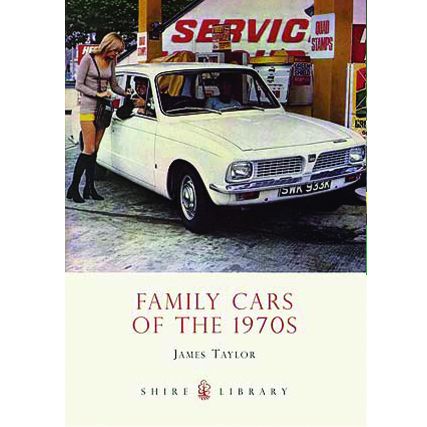 Family Cars of the 1970's